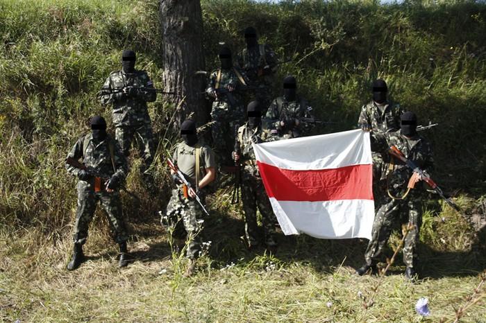 Отряд белорусов