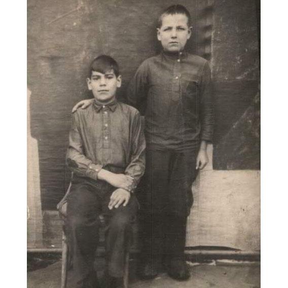 Шатилин Н. Я. справа