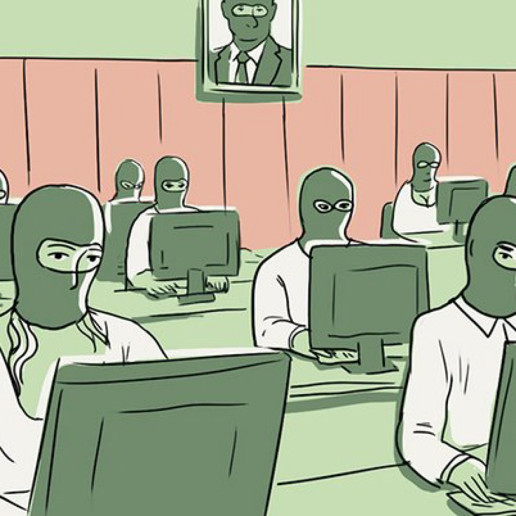 Выгодно ли быть российским интернет-троллем?