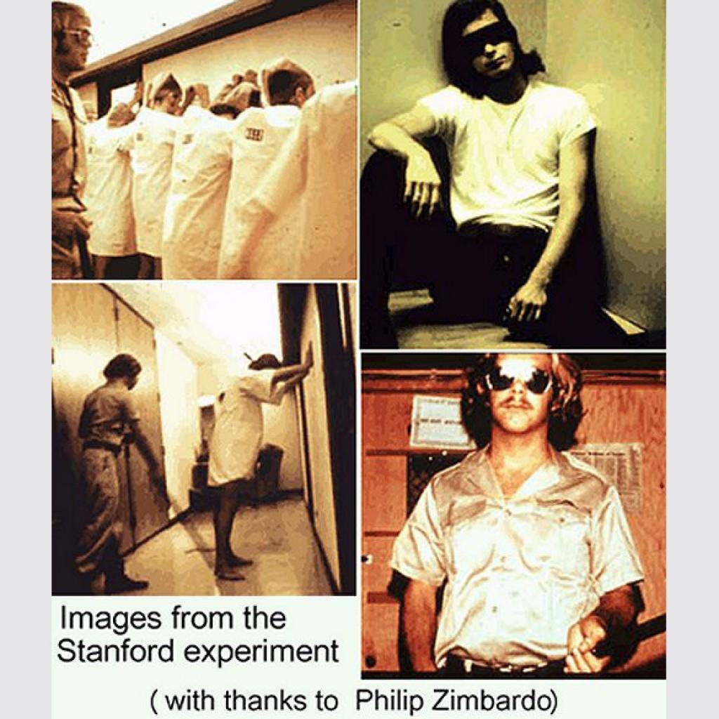 Стэнфордский эксперимент