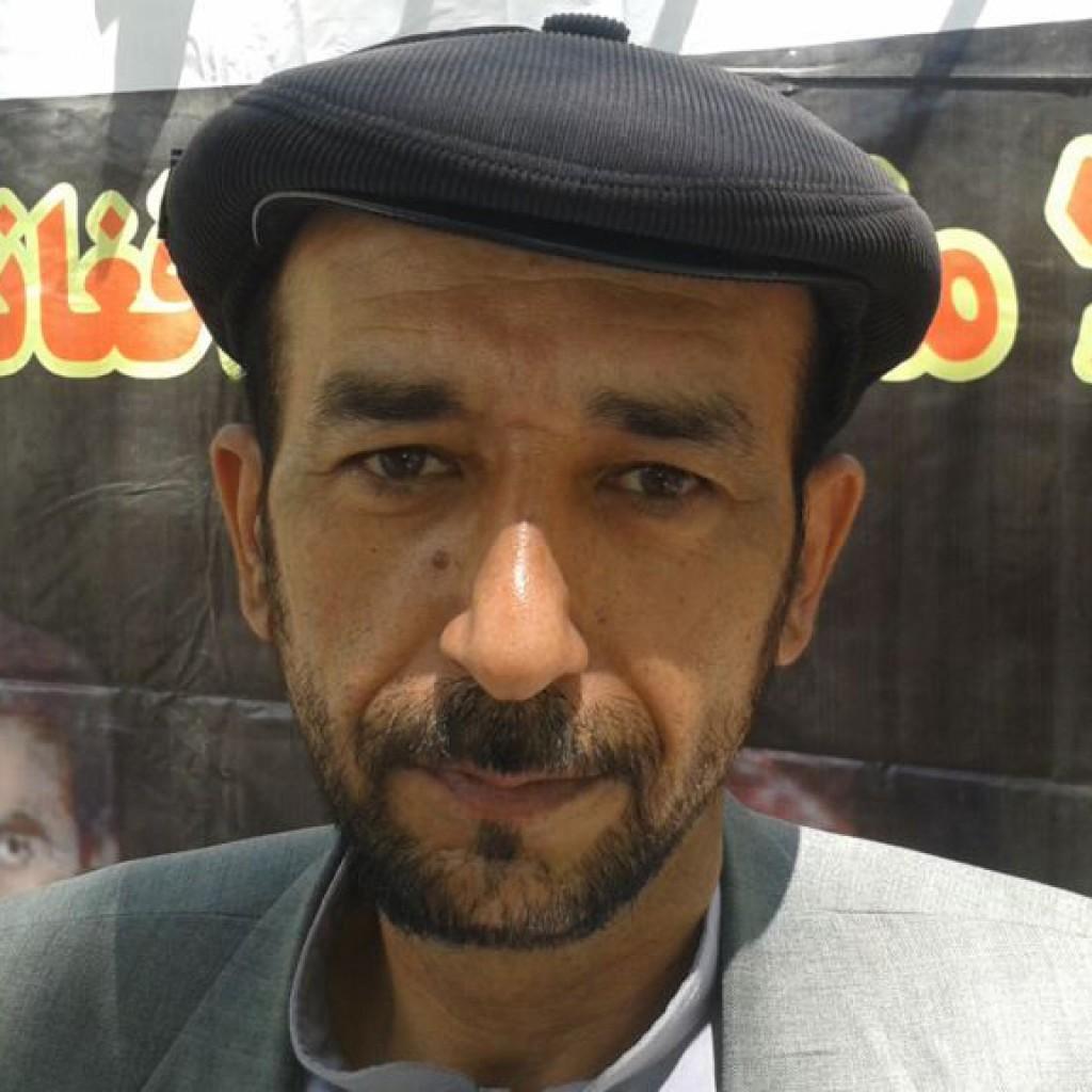 Сайєд Касем Музафарі