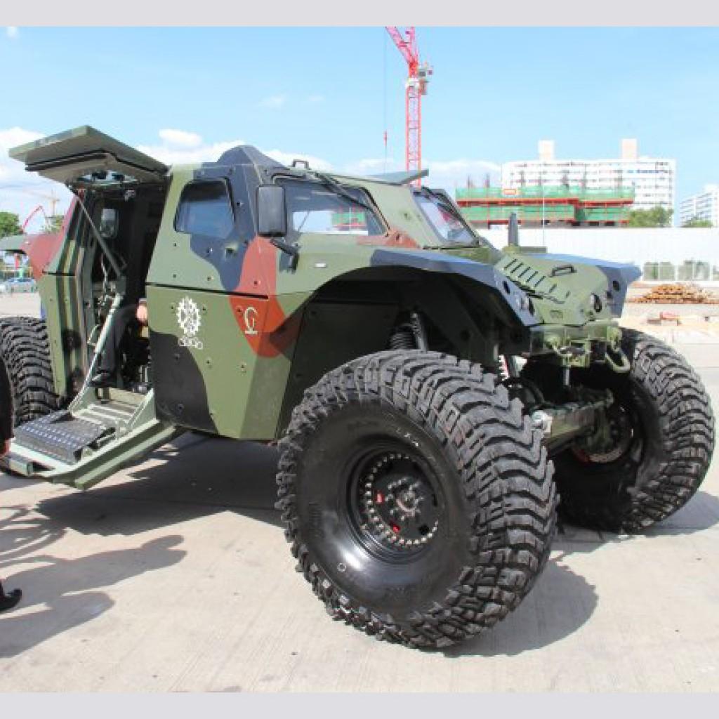 Combat Guard