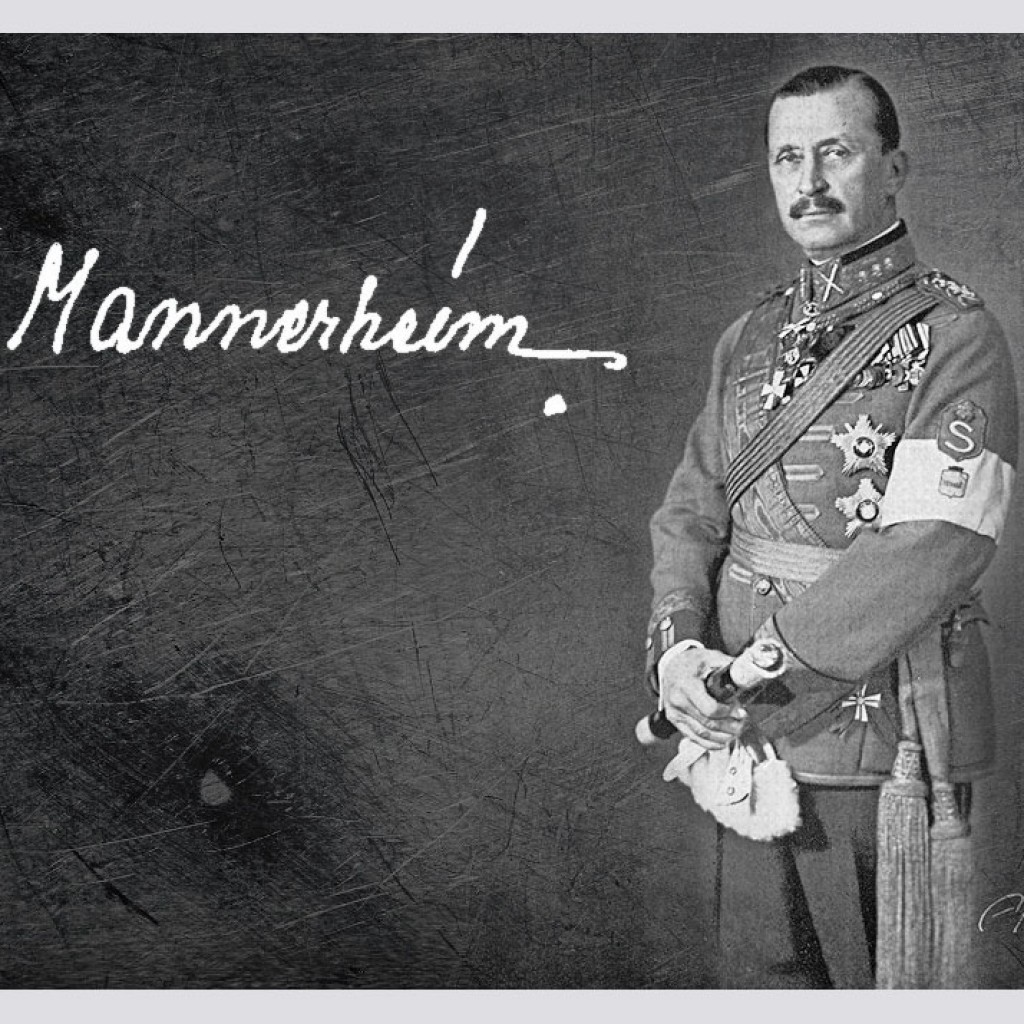 маршал Маннергейм