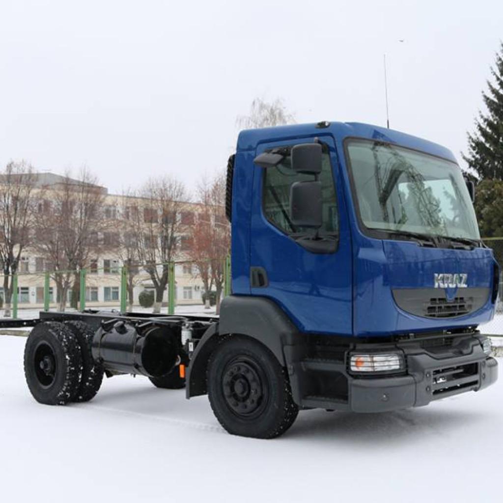 КрАЗ -5401Н2