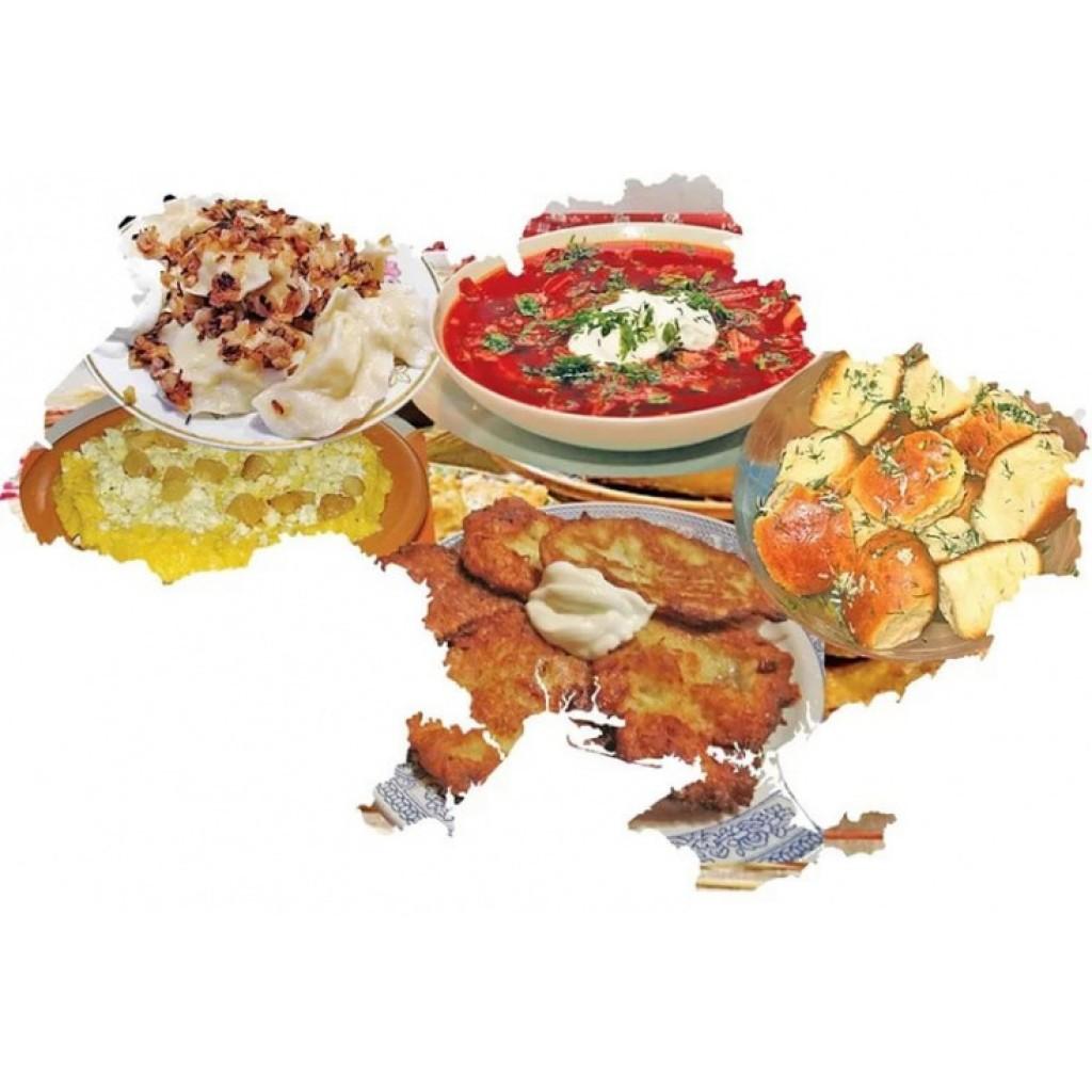кулинарная украина