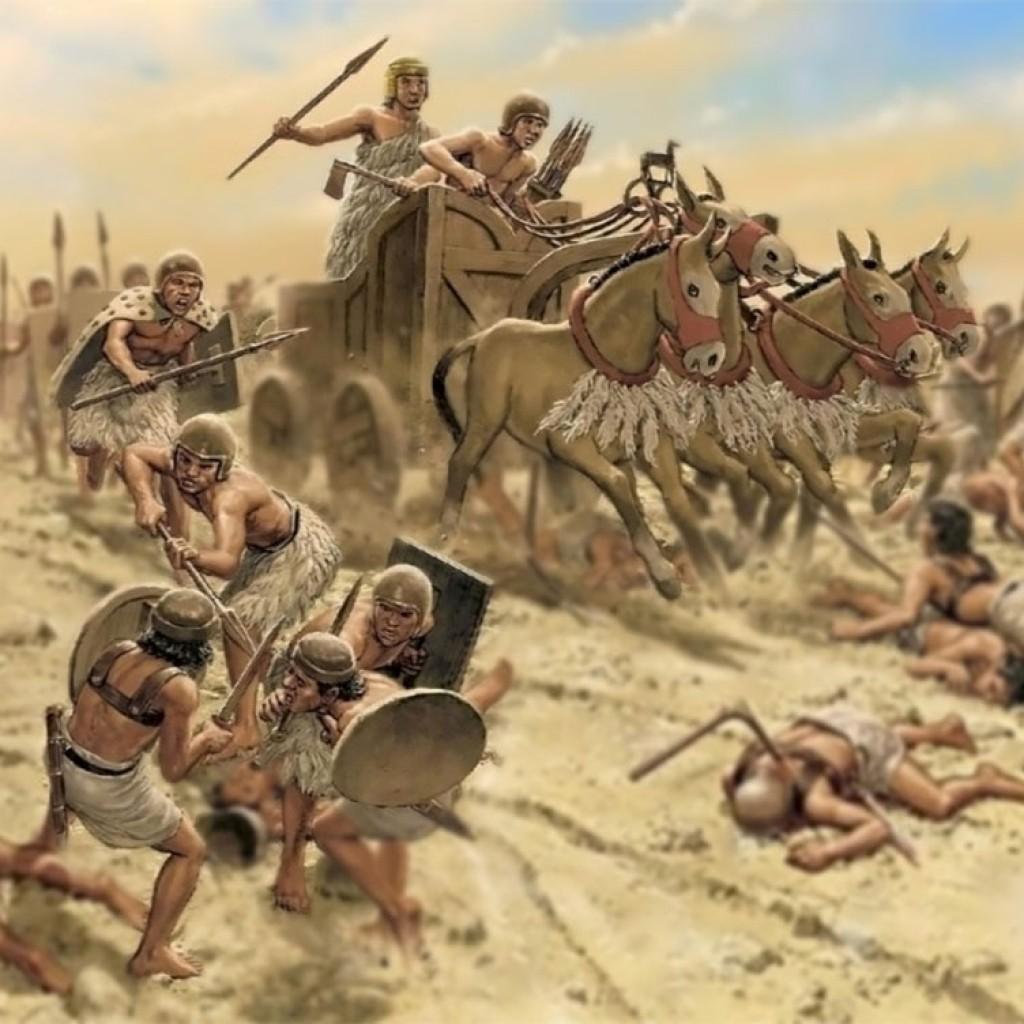 шумерская армия