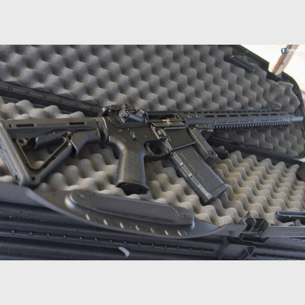 Автоматический карабин M4-WAC-47