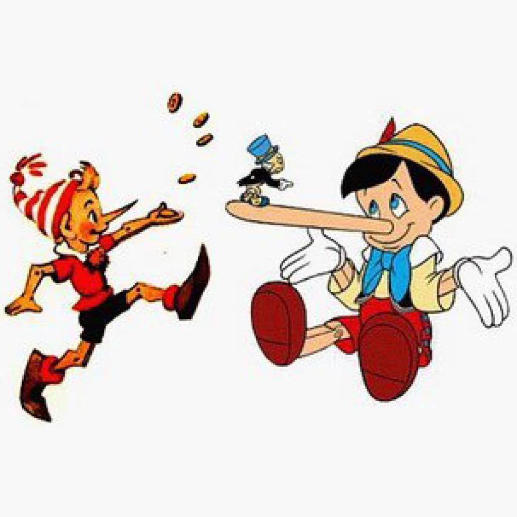 Буратино и Пиноккио