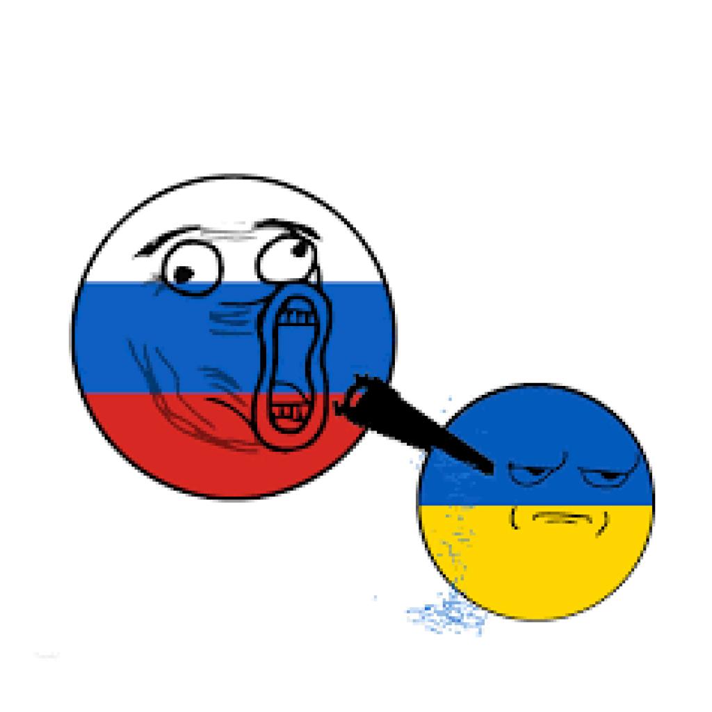 россия за любимым занятием