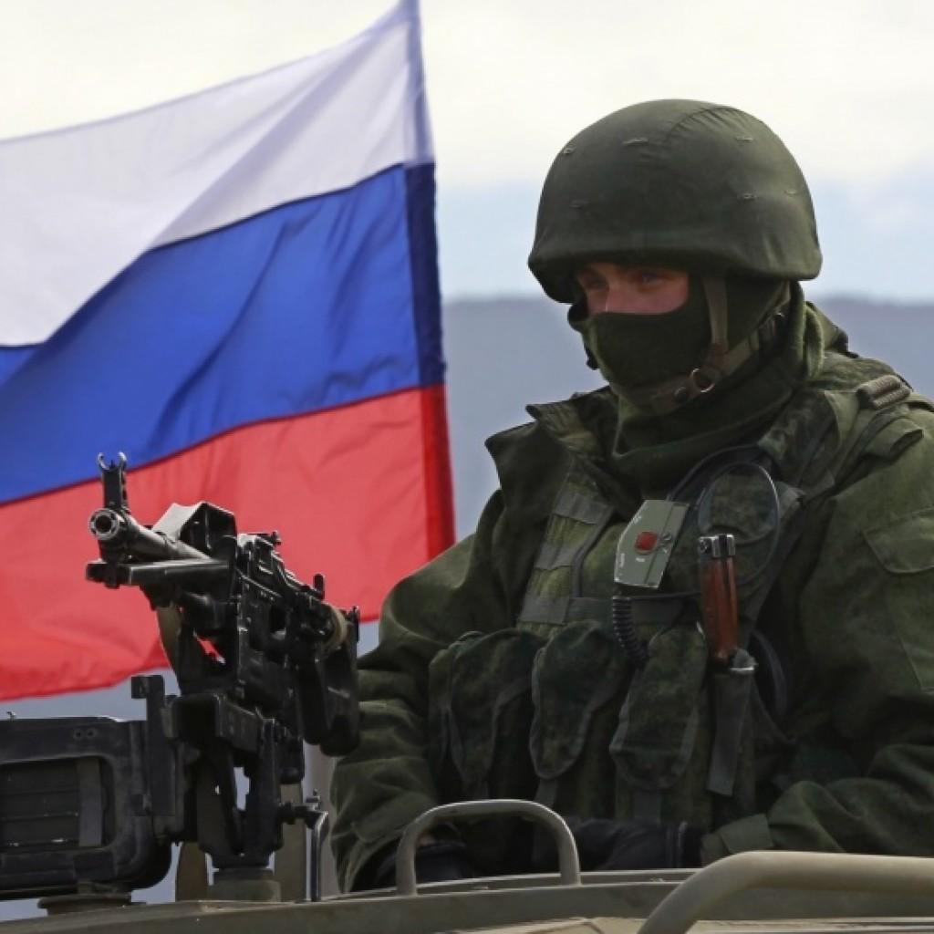 Россия воюет