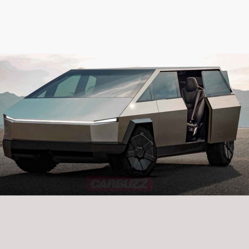 Минивен Tesla