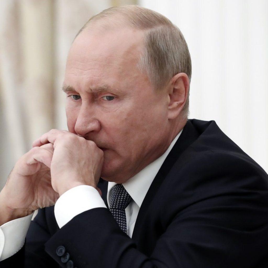 Путин В.