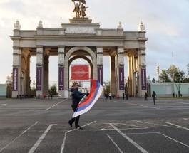 В Москве закончились патриоты: Акция «Я-Патриот» провалилась