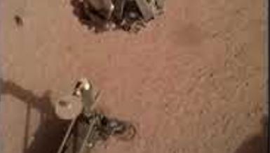 NASA опубликовали звуки Марса