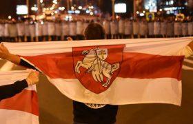 Белорусская пропаганда оседлала давний прокремлевский ярлык: От оппонентов и «свядомых» – к «змагарам»