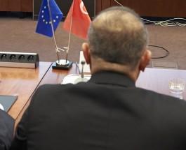 Турция откажется от мигрантов, если ЕС не предоставит ей безвизовый режим до конца года