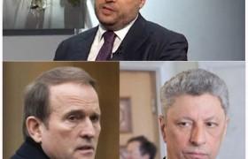 «Газпром» будет поставлять газ Ермака, а Ахметов теперь действует через Богдана