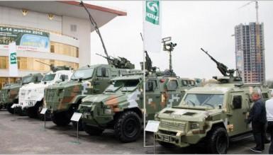 В Киеве показали современное оружие Украины
