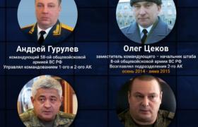 Кого ждет Гаага: Российские генералы, воевавшие на Донбассе