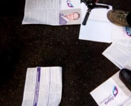 Бойцы «Азова» сорвали форум «Украинского выбора» в Киеве