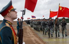Пропаганда КНР заявила про готовністість Китаю та Росії розпочати глобальну війну