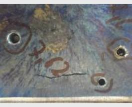 В Кременчуге иготовлены пластины для бронежелета, останавливающие бронебойные пули