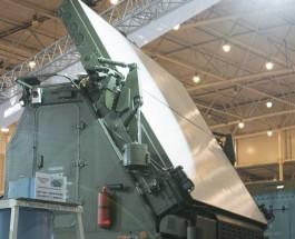 «Укроборонпром» представил новый 3D-радар 80К6Т