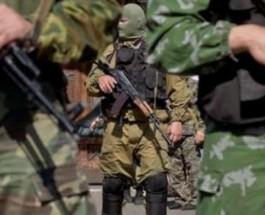 Боевики расстреляли стихийный митинг в Комсомольском