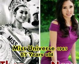 67-летняя «Мисс Вселенная 1965» поразила мир своей молодой внешностью