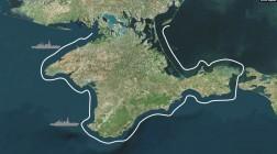 Україна готує блокаду окупованого Криму з моря