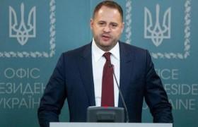 Гео Лерос обвинил Ермака в масштабнейшей коррупции