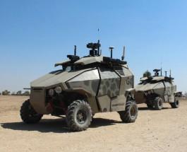 Роботы на страже Израиля