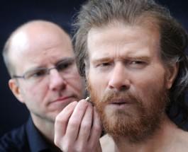 Шведский археолог создает невероятно реалистичные 3D-реконструкции лиц наших далеких предков