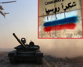 РФ хочет сбежать из Сирии, начав новую войну