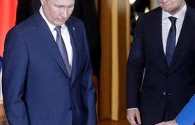 У Зеленского  был план понравиться Путину. Когда оказалось, что Путину нужно другое – планы Зеленского кончились