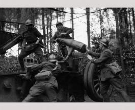 Как девять французских солдат сражались с 2000 итальянцев