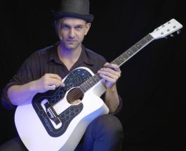 ACPAD — беспроводной midi-контроллер для акустической гитары