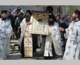 Афонские старцы посетили Украину