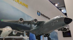 «Антонов» представил проект нового самолета Ан-188