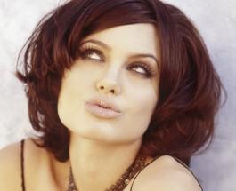 Опубликованы откровенные снимки 19-летней Анджелины Джоли