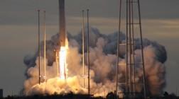 В США состоялся успешный пуск ракеты-носителя Antares-23, который был разработан при участии Украины