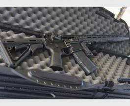 В Украине изготовили первую партию автоматических карабинов M4-WAC-47