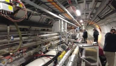 На коллайдере получены доказательства существования оддерона