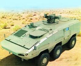 Украина готовится к началу производства новых бронетранспортеров «Арбалет»