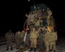 Ветераны АТО заблокировали третью ветку на Донбассе