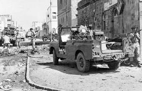 Последняя колониальная война Британии: Аден