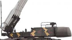 Украина модернизирует зенитные установки ЗРК «Бук М1»