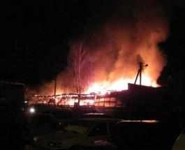В Чернигове прогремел мощный взрыв