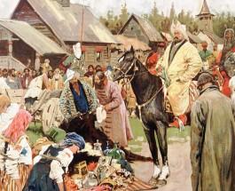 Причина лживости Московии и почему у нее непредсказуемая история