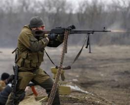 Украинские военные дали отпор террористам вблизи Сизого